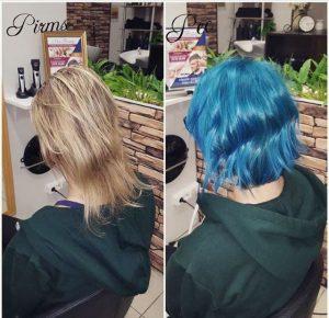 matu krāsošana hair coloring