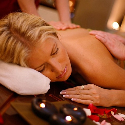 spa massage masāža