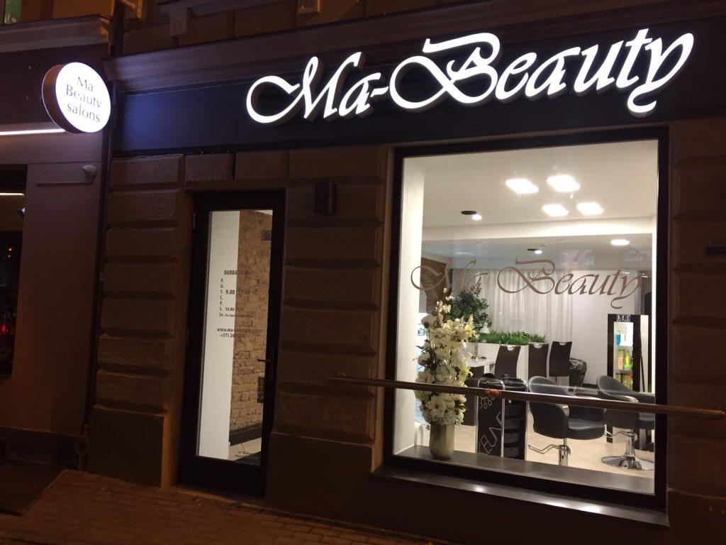 Ma_beauty_fasāde kalēju iela 52 Rīga